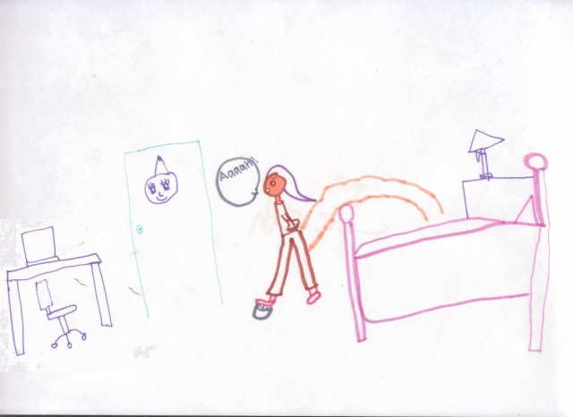 Jierah, age 6