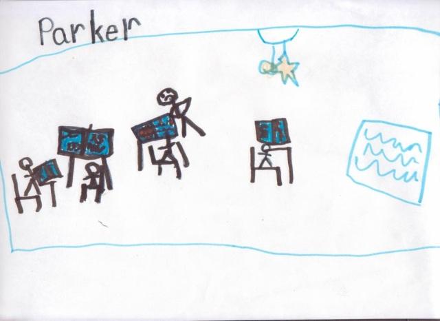 Parker, age 6