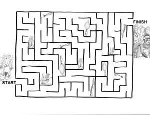 HH Maze